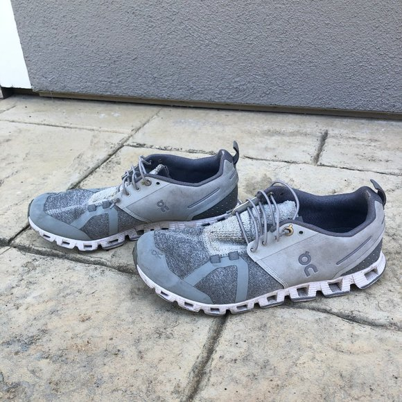 Shoes | On Cloud Terry Silver | Poshmark